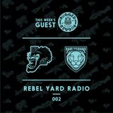 THE PARTYSQUAD PRESENTS - REBEL YARD RADIO 002