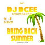 Bring Back Summer!