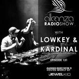 Alleanza radio show episode 131 with LowKey & Kardinal
