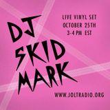 DJ Skid Mark live at Jolt