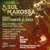 Dj Kemit presents Soul Makossa December 2016 Promo Mix