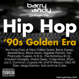 Hip Hop '90s Golden Era // @IAmBarryAndy on IG, FB & Twitter