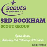 Scout takeover show - 03 02 2018