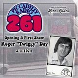 Piccadilly Radio - Opening Show - Roger Day - 2-4-1974