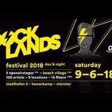 Docklands 2018 Night - Harvey McKay @ Sputnikhalle - 09.06.2018