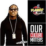 Ace Hood Interview - FlamesRadio - October 2015