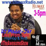 The Awesome Show HipHop RnB www.climaxradio.net 11.7.2015