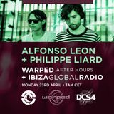 #itsallwarped with Alfonso & Philippe  - WARPED After Hours on Ibiza Global Radio every Monday