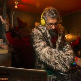 Shahid Buttar on the rooftop @ Rock & Roll Hotel in DC for Naughty Snowball 6 (12.06.2014)
