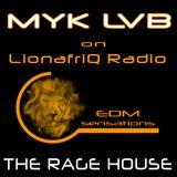 The Rage House: Episode 3 on LionafriQ Radio