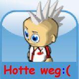 Hotte weg :(