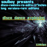 disco&dance explosion/5 the italo edition