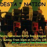 DESTA*NATION  on Destiny105 in Oxford, UK, 29.02.16