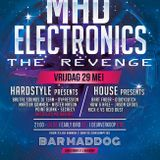 "Martijn Gommer Mad Electronics 2015 ""The Revenge"" Promo mix"