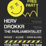 The Parliamentalist Live @ Pi-Eyed June 2011