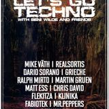 Let's Go Techno With Beni Wilde & Friends   Episode 19 : Dario Sorano