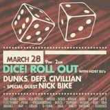 Nick Bike - Live @ DICE! [28MAR19]