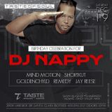 DJ Nappy's Birthday 2015