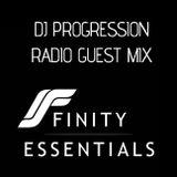 DJ Progression - Finity Essentials Radio GuestMix (May 2009)