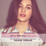 Jerry Williams Interview - The Portsmouth Breakfast Show with Mason Jordan