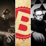 HD Substance & Pepe Arcade at EL Barbero 15.07.16