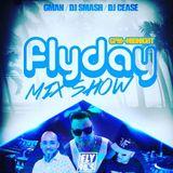 Flyday Mix Show 5-24-19 Pt. 2 G-Man, DJ Smash & DJ Cease (LIVE ON FLY 98.5 FM)