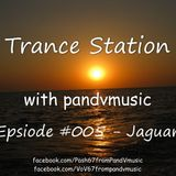 Trance Station 005 by pandvmusic