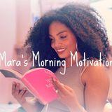 #78 Mara's Morning Motivation 25-10-2016 '' Waar focus jij je op vandaag''