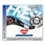 Mr Fresh Official's Amor Boat Party August Mix Cd