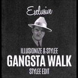 DEGA - Gangsta Walk  Rmx