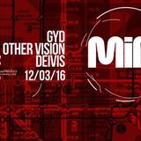 DJ Gyd - Mini @Perpetuum Brno, 13.3.2016