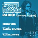 Summer Sessions @ Ocean Beach - Sandy Rivera & Ollie Blackmore (Pt 2 of 2)