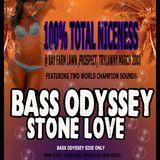 BASS ODYSSEY VS STONE LOVE IN TRELAWNY MARCH 2002
