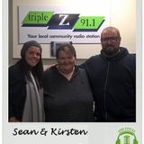 Interview with Sean and Kirsten on The Local - SA - 12 July 2018