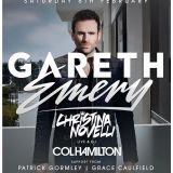 Paddy Gormley - live at lush! - (Gareth Emery warm up)
