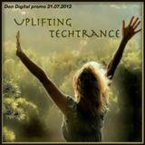 UPLIFTING TECH TRANCE promo Don DIGITAL 21.07..2012