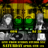 ODM AND ICEBOX INTL DJ 3D live on ZIONHIGHNESS