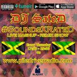 DJ SafeD - #SoundsXRateD Show - Piledriver Radio UK - Thursday - 10-01-19 (10pm - 12am GMT)