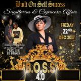 B.O.S.S. 4.0 (Built On Self Success) Promo Mix Dec 22.2017.... Mixed By Trix Lee