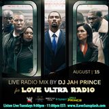 Love Ultra Radio Live Mixshow August 2015