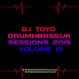 DJ Toyo - Drumnbassuk Sessions 2015 Volume 10