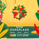 Goa Sunsplash 2020 Warm Up Mix by Ambassador - Roots and Dub Selection
