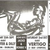 Vertigo - Circus Circus - Side B - October 1993