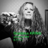 Podcast #44 Goddess KRING unusual organic spoken word, improv music, monologue