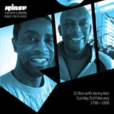Original Junglist link up with DJ Ron and Kenny Ken on Rinse FM