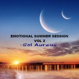 EMOTIONAL SUMMER SESSION VOL 2  - Sol Aureus -