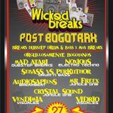 WICKED BREAKS PODCAST - EDICION POST BOGOTRAX