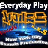 Everyday_I_Play_House (Series K #219) Key_A_Thru_G# Bpm_124