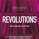 Live at Revolutions - January 2015