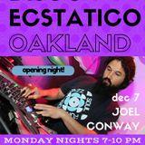 Joel Conway Live Vinyl Set @ DISCO ECSTATICO OAKLAND 12-7-15